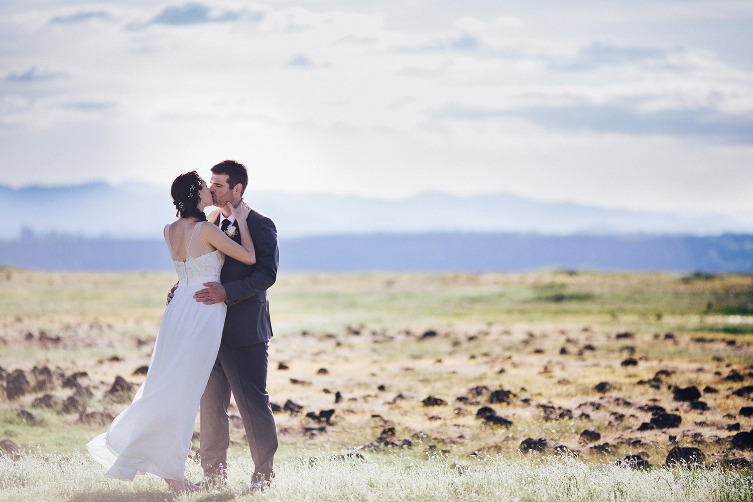 A Wedding on top of the World -http://www.cloudydayphoto.com/