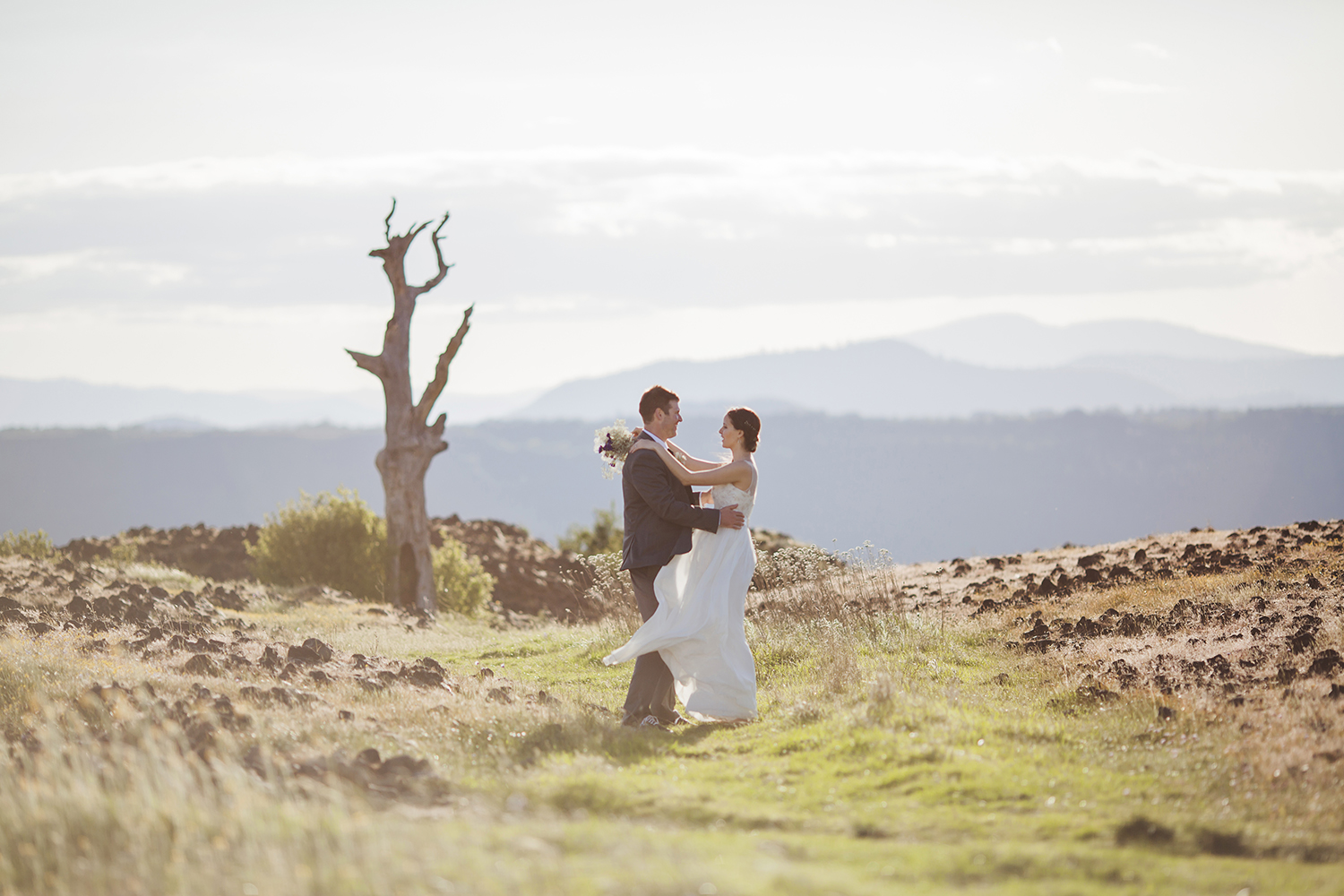 A Wedding on top of the World - http://www.cloudydayphoto.com/