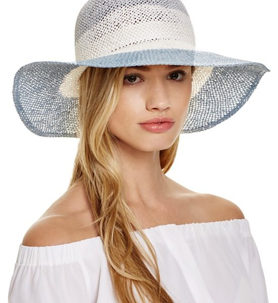 Paper Ladies Beach Hat