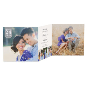 Romantic Tab Save The Dates