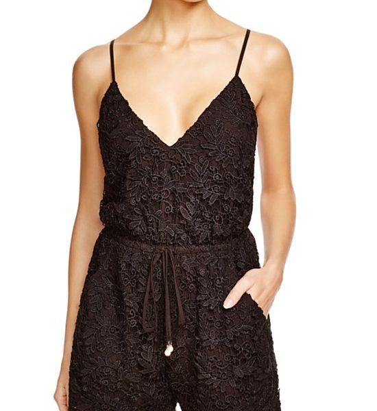Romper cover up