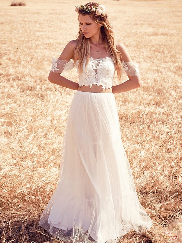 Dre Set Wedding Dress - It Started With Yes!