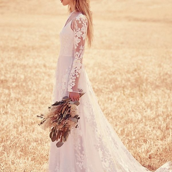 Lillian Gown Wedding Dress