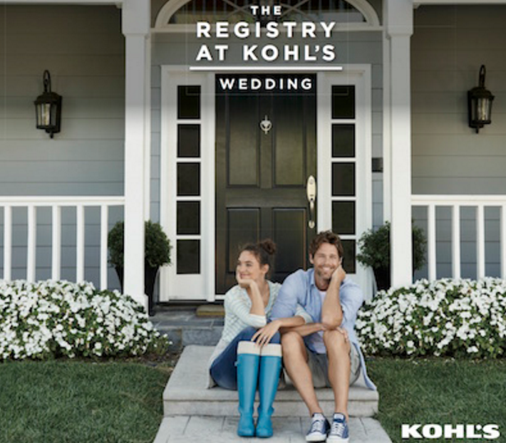 Khols Wedding Registry