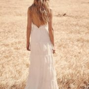Tiered Lace Maxis