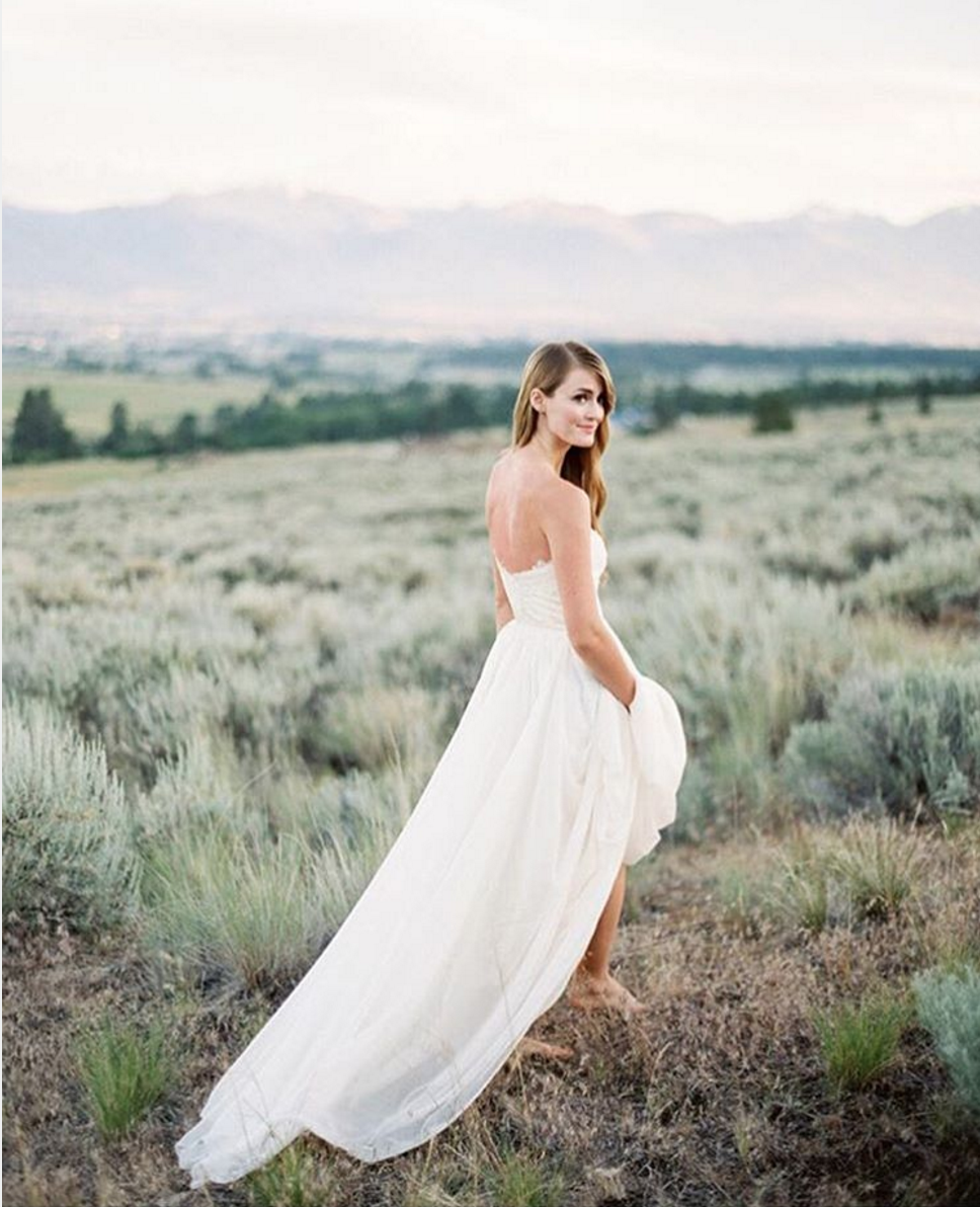 Wedding Dresses from Etsy