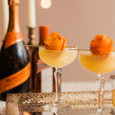 Signature Drink: The Orange September