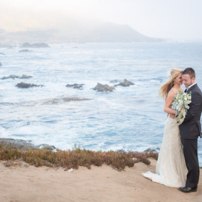 Big Sur Coastal Wedding Inspiration