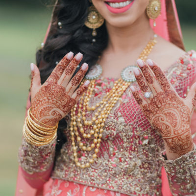 A Beautiful Indian Wedding